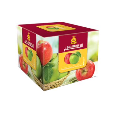 Al Fakher Two Apple- 250 Gram