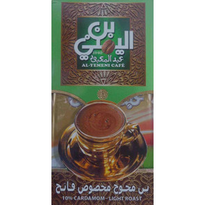 AL YEMENI COFFEE W/ CARD