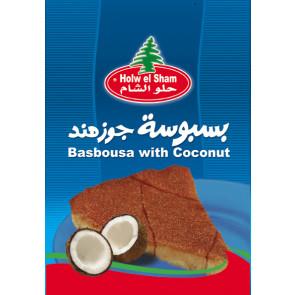 HOLW EL SHAM BASBOUSA W/ COCONUT