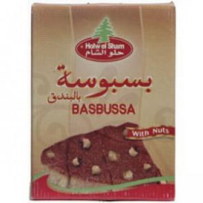 HOLW EL SHAM BASBOUSA W/ NUTS
