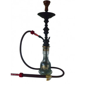 Khalil MaMON Black Shareef Hookah