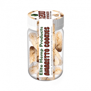 ELITE CBD AMARETTO COOKIES