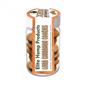 ELITE CBD CINNAMON COOKIES