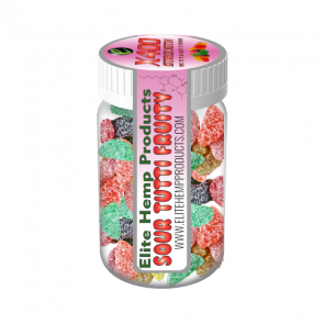 ELITE CBD GUMMY FRUITS