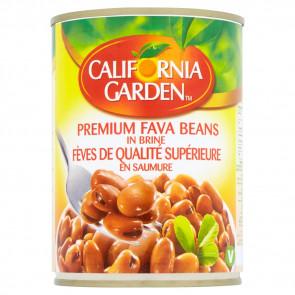 CALIFORNIA GARDEN FAVA BEANS