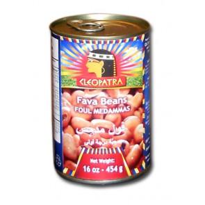 Cleopatra Fava Beans 24 x 16oz