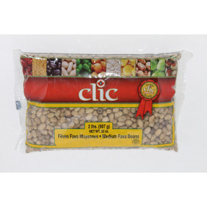 Clic Dry Fava 12 x 2 lb