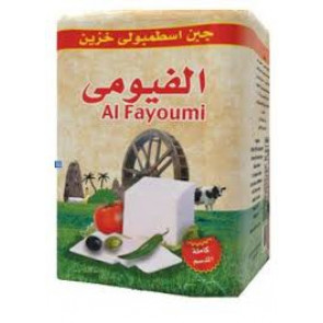 Al Fayoumi Cheese 4 x 3LB