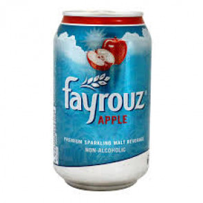 FAYROUZ APPLE MALT
