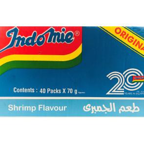 INDOMIE INSTANT SHRIMP NOODLES
