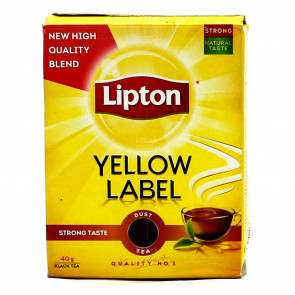 LIPTON TEA DUST