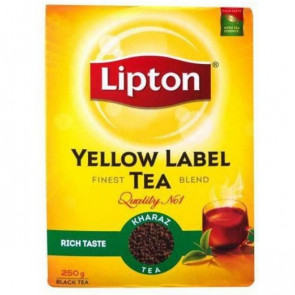 LIPTON TEA 250GM